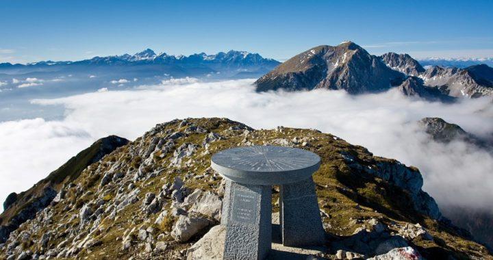 Begunjščica - Veliki vrh