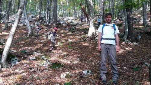 Klanjski planinarski put