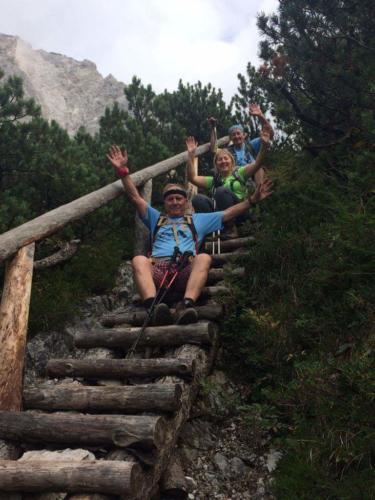 HPD Pliva - Kamniške alpe