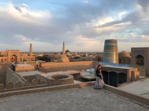 Na putu svile - Turkmenistan & Uzbekistan