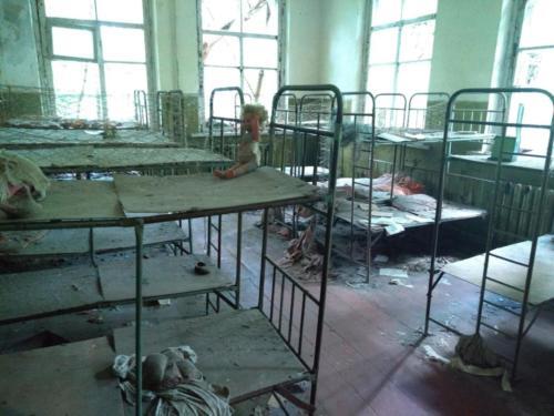 Nika Presl i HPD Pliva-Černobil