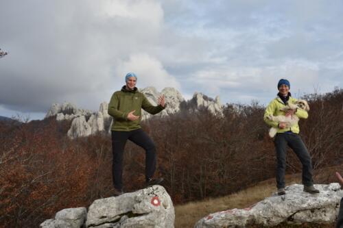 Bačić kuk i Budakovo brdo