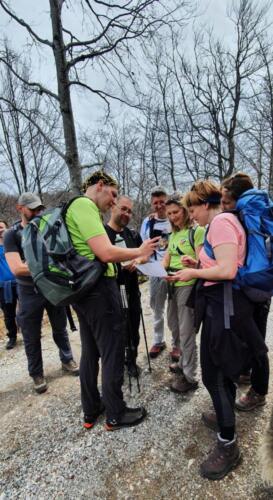 Gorski kotar, Kružna tura Vagabundina koliba - Strilež - Viševica – Vagabundina koliba